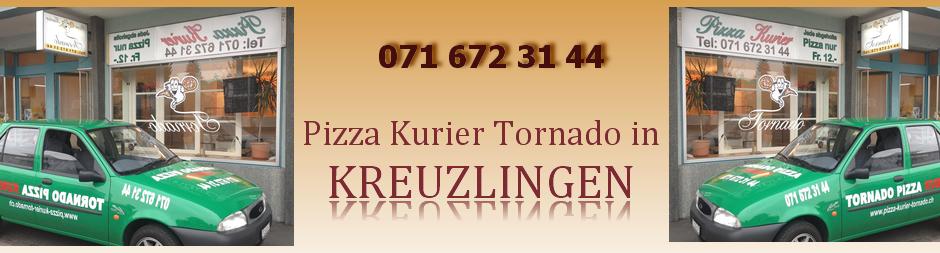 Pizza Kurier Tornado - Kreuzlingen